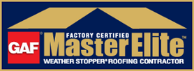 GAF MasterElite Factory Certified Contractor